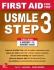 First Aid for the USMLE Step 3, Fifth Edition - eBook