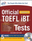 Official TOEFL iBT Tests Volume 2, Second Edition - Book