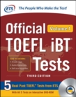 Official TOEFL iBT Tests Volume 1, Third Edition - Book