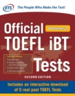 Official TOEFL iBT Tests Volume 2, Second Edition - eBook