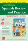 The Ultimate Spanish Review and Practice - Book