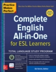 Practice Makes Perfect: Complete English All-in-One for ESL Learners - Book