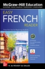 Easy French Reader, Premium Fourth Edition - Book