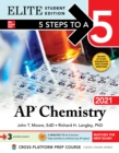 5 Steps to a 5: AP Chemistry 2021 Elite Student Edition - eBook
