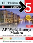 5 Steps to a 5: AP World History: Modern 2021 Elite Student Edition - eBook