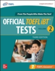 Official TOEFL iBT Tests Volume 2, Third Edition - Book