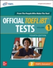 Official TOEFL iBT Tests Volume 1, Fourth Edition - Book