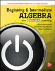 ISE Beginning and Intermediate Algebra with P.O.W.E.R. Learning - Book