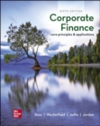 ISE Corporate Finance: Core Principles and Applications - Book
