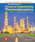 ISE eBook Online Access for Introduction to Chemical Engineering Thermodynamics - eBook