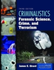 Criminalistics: Forensic Science, Crime, And Terrorism - Book