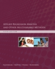 Applied Regression Analysis and Other Multivariable Methods - Book