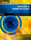 Management of Information Security - Book
