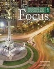 Reading and Vocabulary Focus 1 - Assessment CD-ROM with Examview - Book