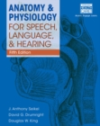 Anatomy & Physiology for Speech, Language, and Hearing, 5th (with Anatesse Software Printed Access Card) - Book