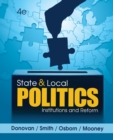 State and Local Politics : Institutions and Reform - Book