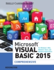 Microsoft Visual Basic 2015 for Windows, Web, Windows Store, and Database Applications: Comprehensive - Book