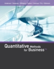 Quantitative Methods for Business - Book