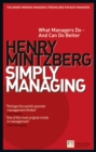 Simply Managing : What Managers Do - and Can Do Better - Book