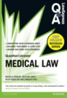 Law Express Question and Answer: Medical Law - Book