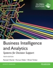 Business Intelligence and Analytics: Systems for Decision Support, Global Edition - Book