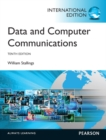 Data and Computer Communications,International Edition - Book
