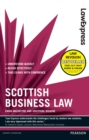 Law Express: Scottish Business Law (Revision guide) - eBook