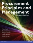 Procurement, Principles & Management - Book