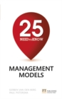 25 Need-To-Know Management Models - Book