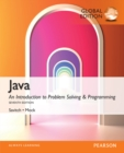 Java, Global Edition - Book