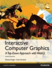 Interactive Computer Graphics with WebGL, Global Edition - eBook