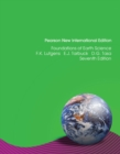 Foundations of Earth Science: Pearson New International Edition - Book