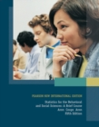Statistics for The Behavioral and Social Sciences: Pearson New International Edition : A Brief Course - Book