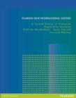 A Second Course in Statistics: Pearson New International Edition : Regression Analysis - Book