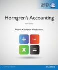 Horngren's Accounting, Global Edition - Book