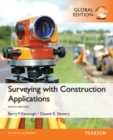 Surveying with Construction Applications, Global Edition - Book