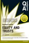 Law Express Question and Answer: Equity and Trusts(Q&A revision guide) - eBook