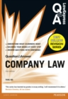 Law Express Question and Answer: Company Law (Q&A revision guide) - Book