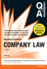 Law Express Question and Answer: Company Law (Q&A revision guide) - eBook