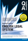 Law Express Question and Answer: English Legal System(Q&A revision guide) - eBook