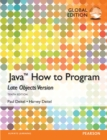 Java How To Program, Late Objects PDF eBook, Global Edition - eBook