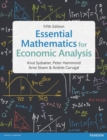 Essential Mathematics for Economic Analysis - Book
