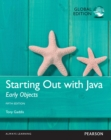 Starting Out with Java: Early Objects, Global Edition - eBook