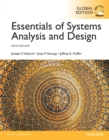 Essentials of Systems Analysis and Design, Global Edition - eBook