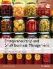 Entrepreneurship and Small Business Management, Global Edition - eBook