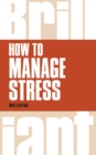 How to Manage Stress - Book