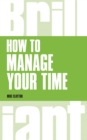 How to manage your time - eBook