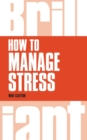 How to Manage Stress - eBook