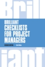 Brilliant Checklists for Project Managers revised 2nd edn - eBook