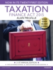 Taxation : Finance Act 2015 - Book